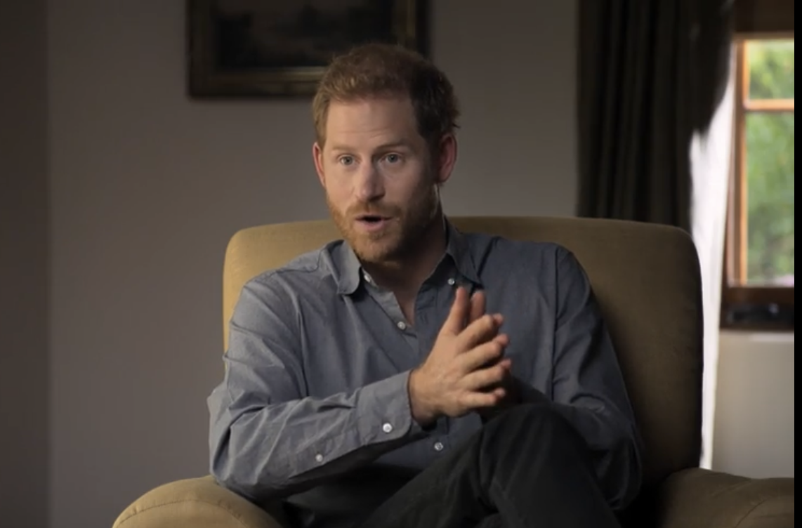 Prince Harry swears by EMDR. Here's what it is